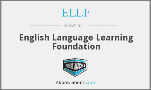 What does ELLF stand for?