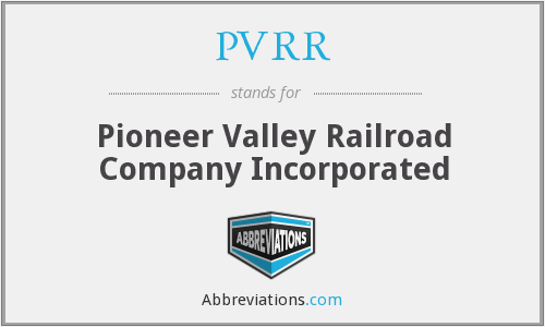 What does PVRR stand for?