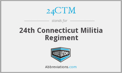 What does 24CTM stand for?