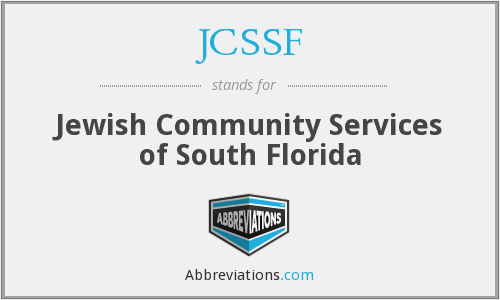 What does JCSSF stand for?