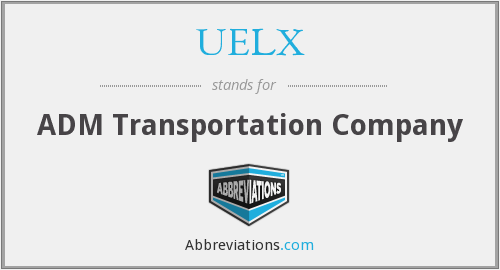 What does UELX stand for?