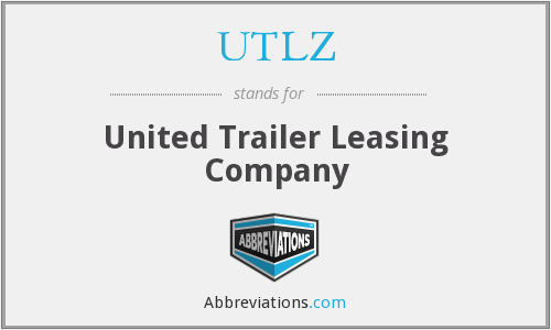 What does UTLZ stand for?