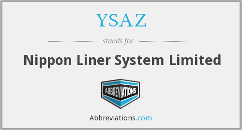 What does YSAZ stand for?