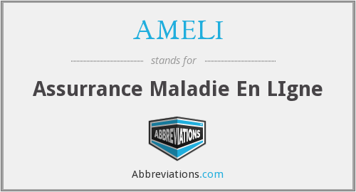 What does AMELI stand for?