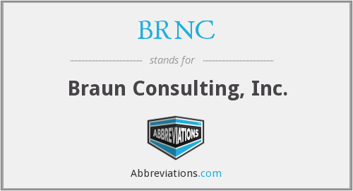 What does BRNC stand for?