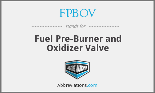 What does FPBOV stand for?