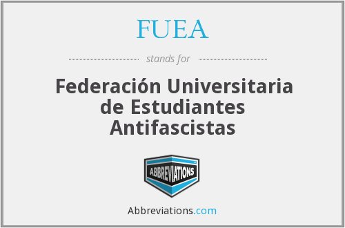 What does FUEA stand for?