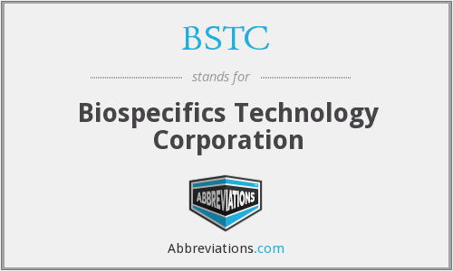 What does BSTC stand for?