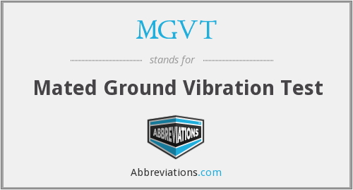 What does MGVT stand for?
