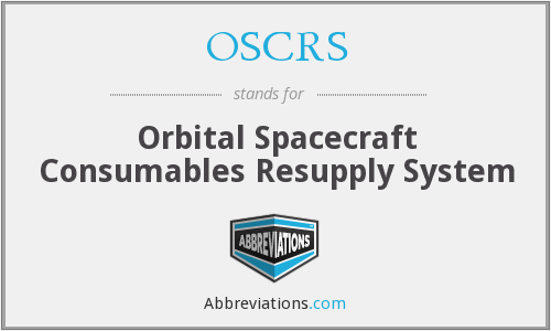 What does OSCRS stand for?