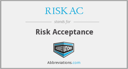 What does RISKAC stand for?