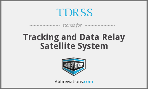 What does TDRSS stand for?