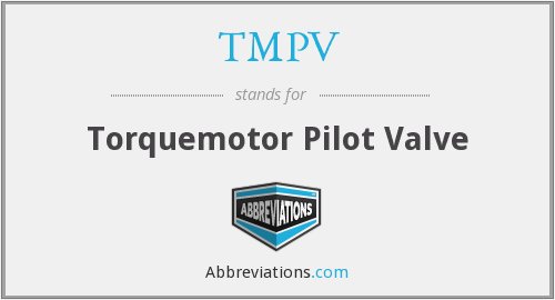What does TMPV stand for?