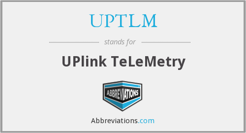 What does UPTLM stand for?