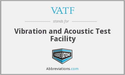 What does VATF stand for?