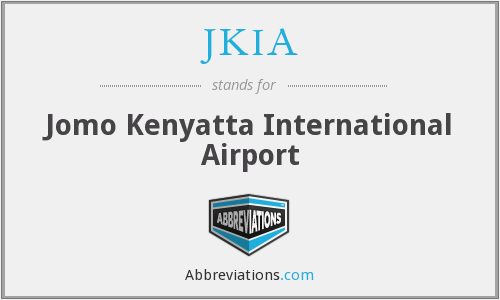 What does JKIA stand for?