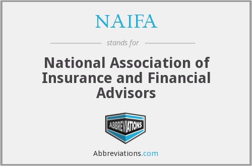 What does NAIFA stand for?