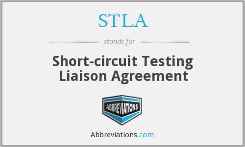 What does STLA stand for?