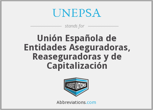 What does UNEPSA stand for?