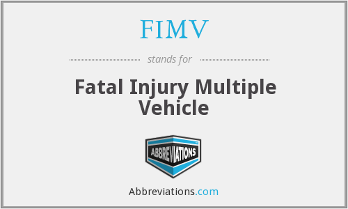 What does FIMV stand for?