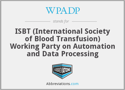 What does WPADP stand for?