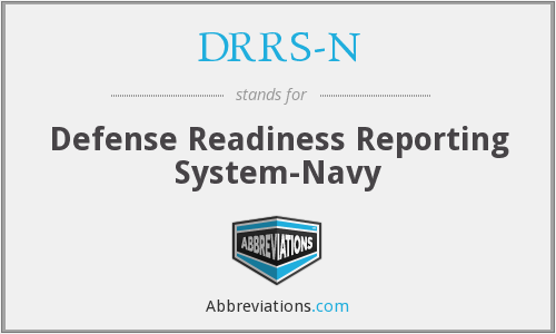What does DRRS-N stand for?