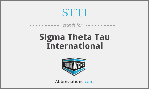 What does STTI stand for?