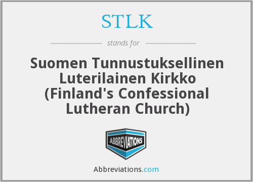 What does STLK stand for?