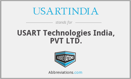 What does USARTINDIA stand for?