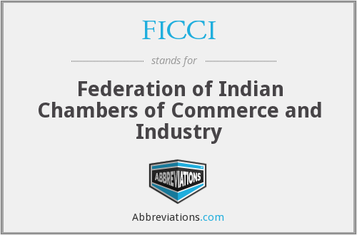 What does FICCI stand for?