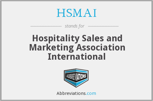 What does HSMAI stand for?