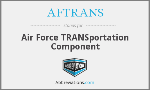 What does AFTRANS stand for?