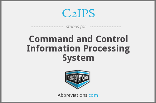 What does C2IPS stand for?