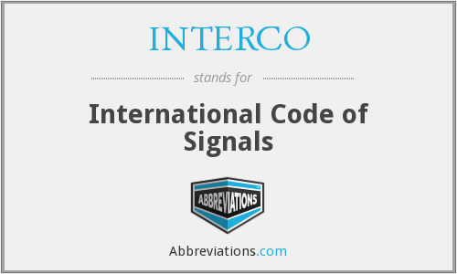 What does INTERCO stand for?