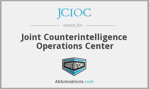 What does JCIOC stand for?
