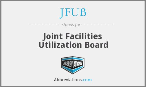 What does JFUB stand for?