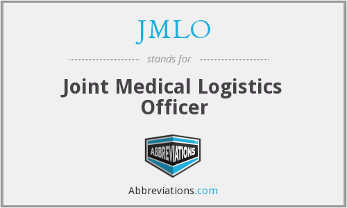 What does JMLO stand for?