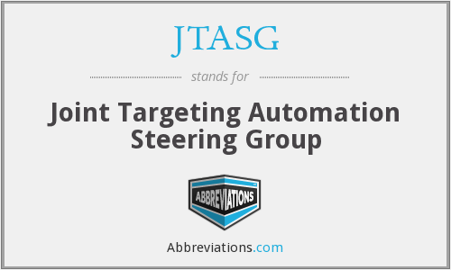 What does JTASG stand for?