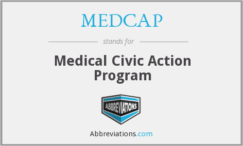 What does MEDCAP stand for?