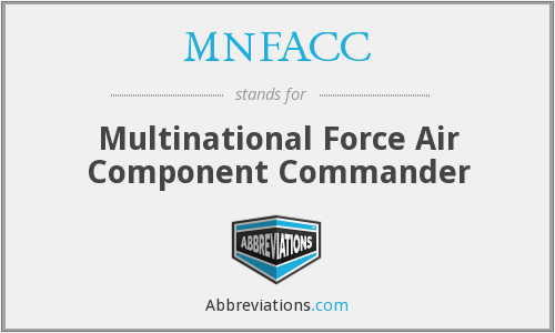What does MNFACC stand for?
