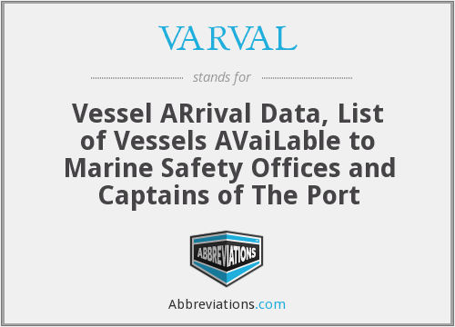 What does VARVAL stand for?