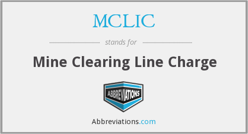 What does MCLIC stand for?