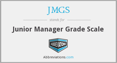 What does JMGS stand for?