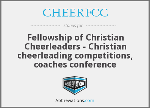 What does CHEERFCC stand for?