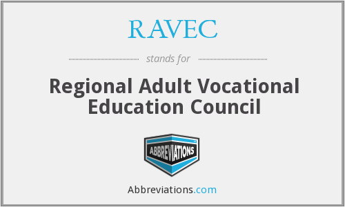 What does RAVEC stand for?