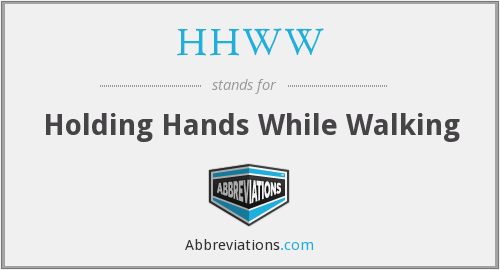 What does HHWW stand for?