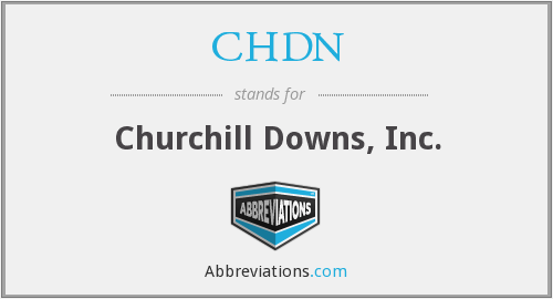 What does CHDN stand for?