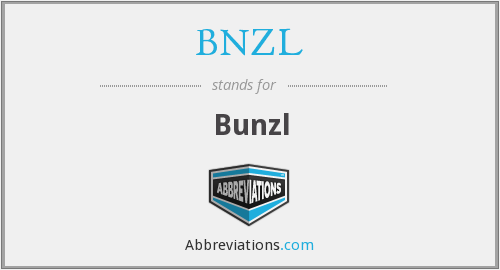 What does BNZL stand for?