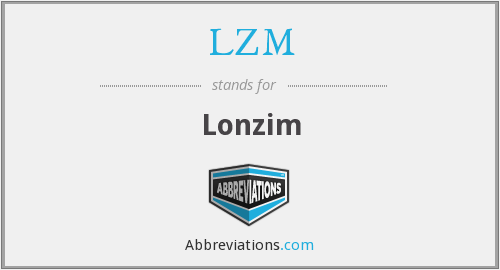 What does LZM stand for?