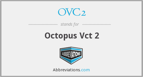 What does OVC2 stand for?